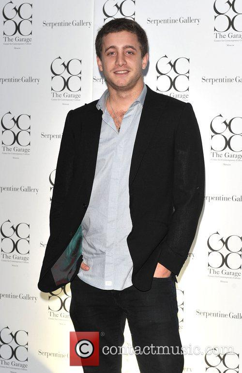 Tyrone Wood The Serpentine Gallery summer party -...