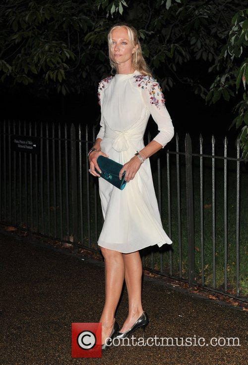 Joely Richardson The Serpentine Gallery summer party -...