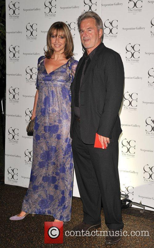 Sharon Maughan and Trevor Eve The Serpentine Gallery...