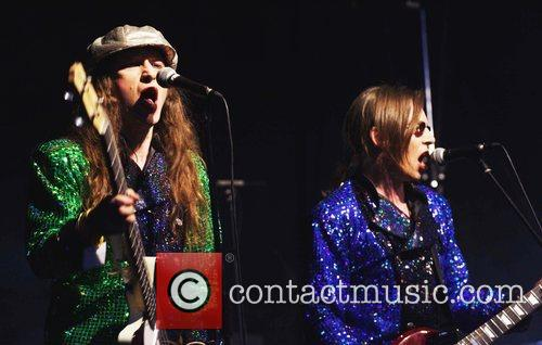 The Glitter Band  at the 70's Extravaganza...