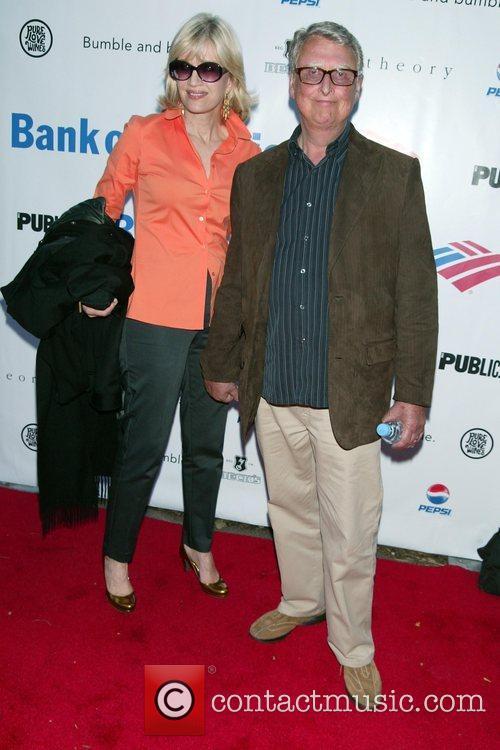 Diane Sawyer and Her Husband Mike Nichols 1