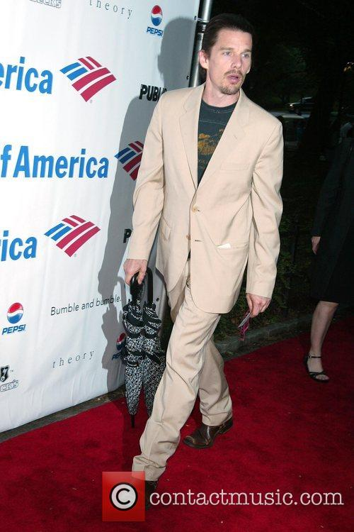 Ethan Hawke The Public Theater's Annual Gala and...