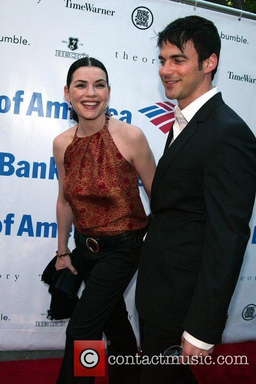Julianna Margulies and Keith Lieberthal 3