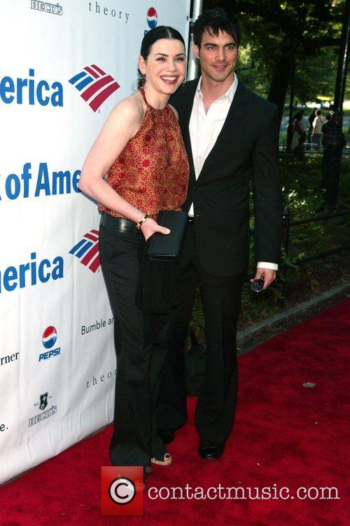 Julianna Margulies and Keith Lieberthal 1