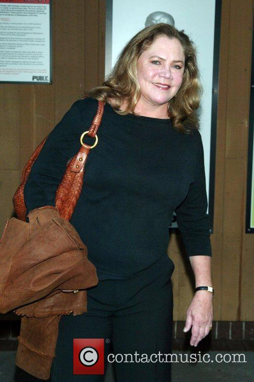 Kathleen Turner The Public Theater's Annual Gala and...