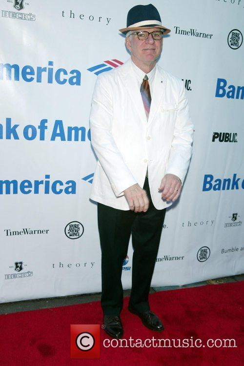 Steve Martin The Public Theater's Annual Gala and...