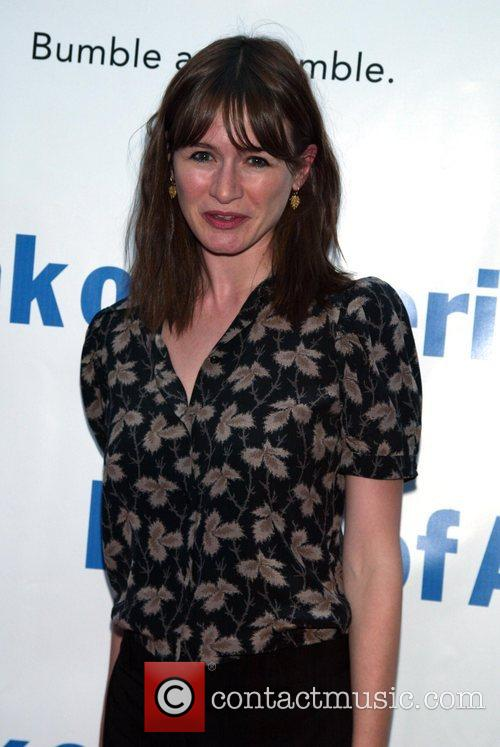 Emily Mortimer The Public Theater's Annual Gala and...