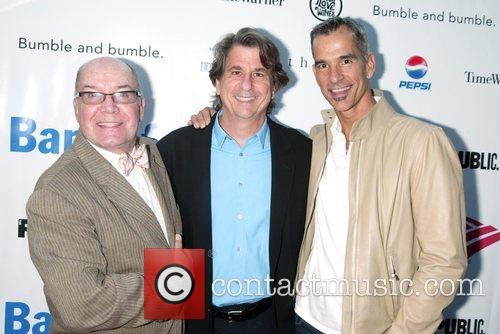 Jack O'Brien, David Rockwell and Jerry Mitchell The...