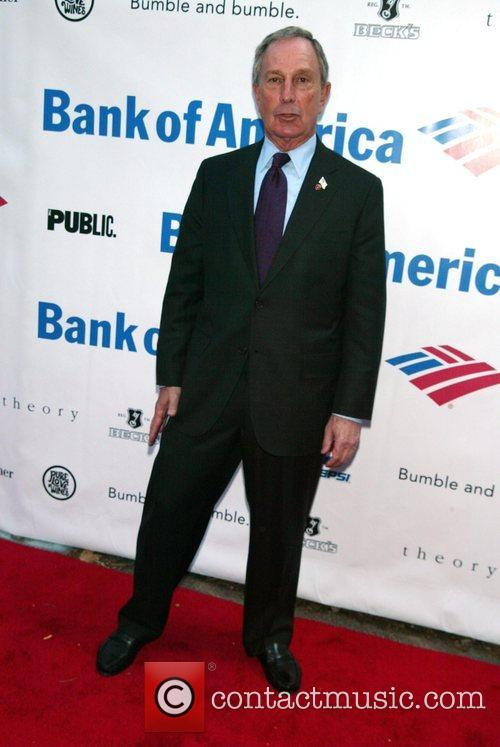 Mayor Michael Bloomberg The Public Theater's Annual Gala...