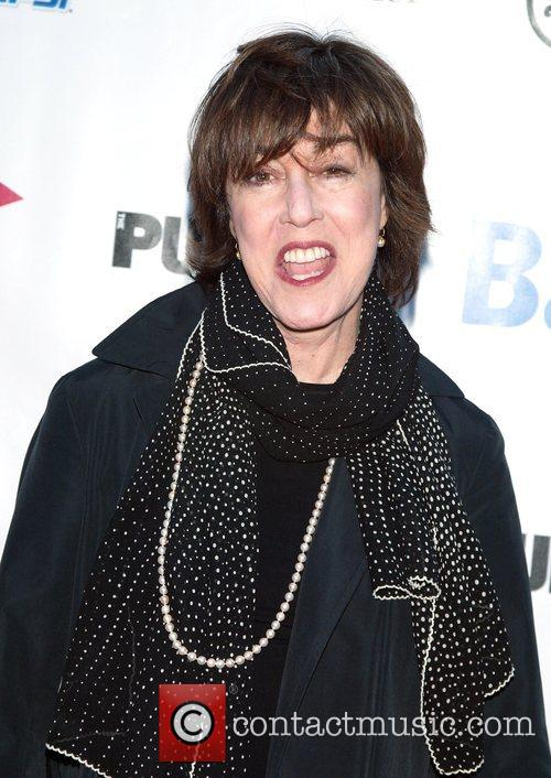 Nora Ephron The Public Theater's Annual Gala and...
