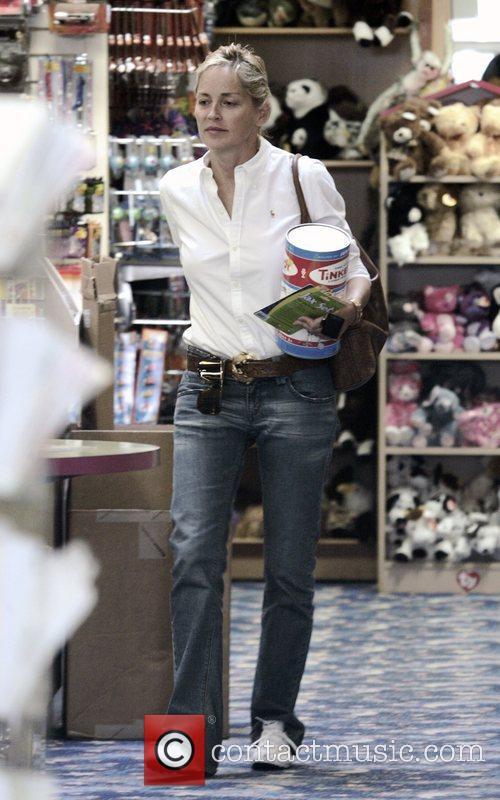 * STONE LOSES CUSTODY OF SON Actress SHARON...