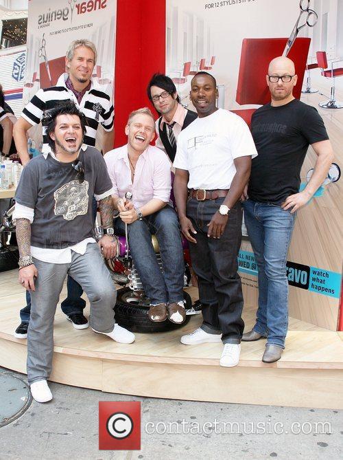 Cast 'Shear Genius' Season 2 Launch in Times...