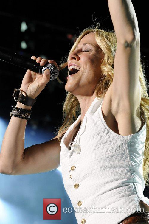 Sheryl Crow and Greek Theatre 11