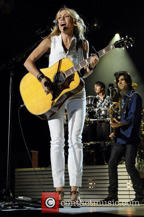 Sheryl Crow and Greek Theatre 3