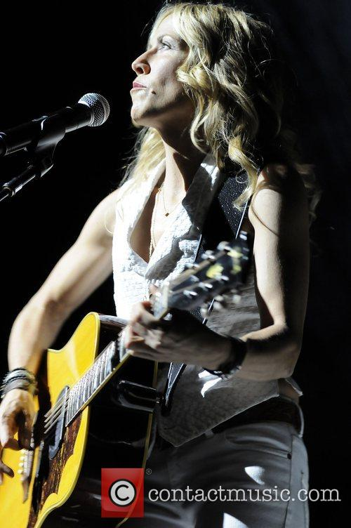 Sheryl Crow and Greek Theatre 2