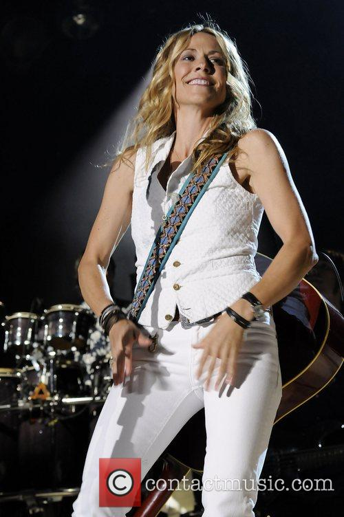 Sheryl Crow and Greek Theatre 6