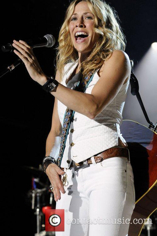 Sheryl Crow and Greek Theatre 9