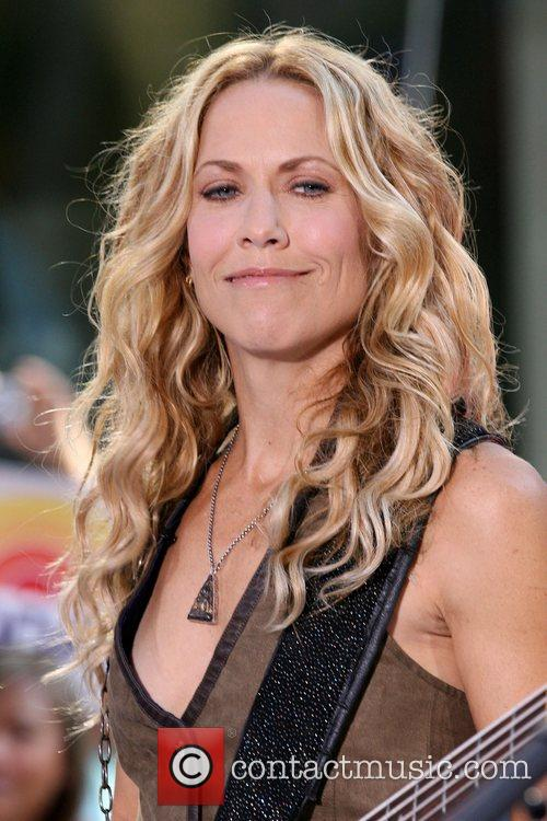 Sheryl Crow and Rockefeller Plaza 14