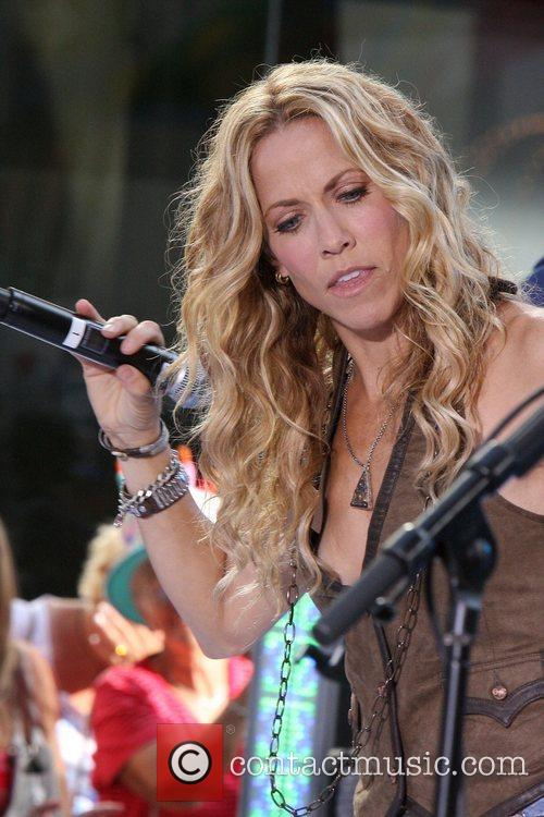 Sheryl Crow and Rockefeller Plaza 29