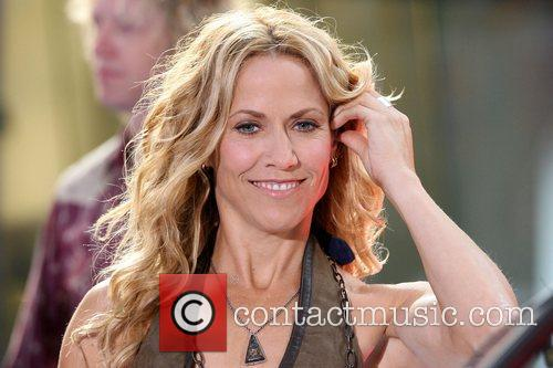 Sheryl Crow and Rockefeller Plaza 27