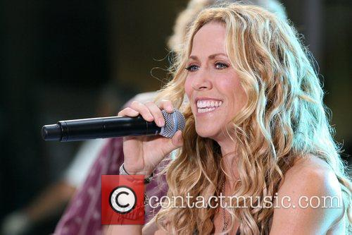 Sheryl Crow and Rockefeller Plaza 10
