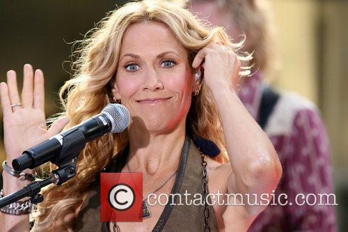 Sheryl Crow and Rockefeller Plaza 23