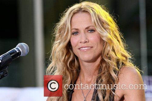 Sheryl Crow and Rockefeller Plaza 4
