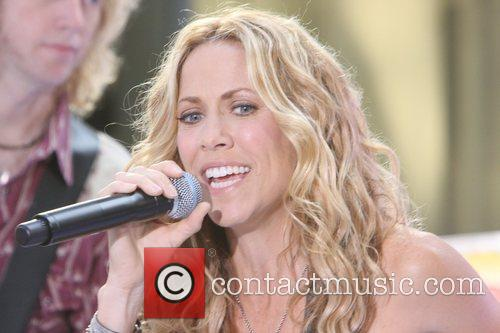 Sheryl Crow and Rockefeller Plaza 58