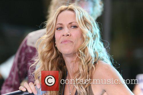 Sheryl Crow and Rockefeller Plaza 51