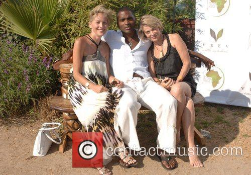 Sharon Stone, Casino Royale and Cuttino Mobley 2