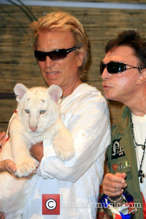 Siegfried Fischbacher, Roy Horn and Celestial Siegfried and...