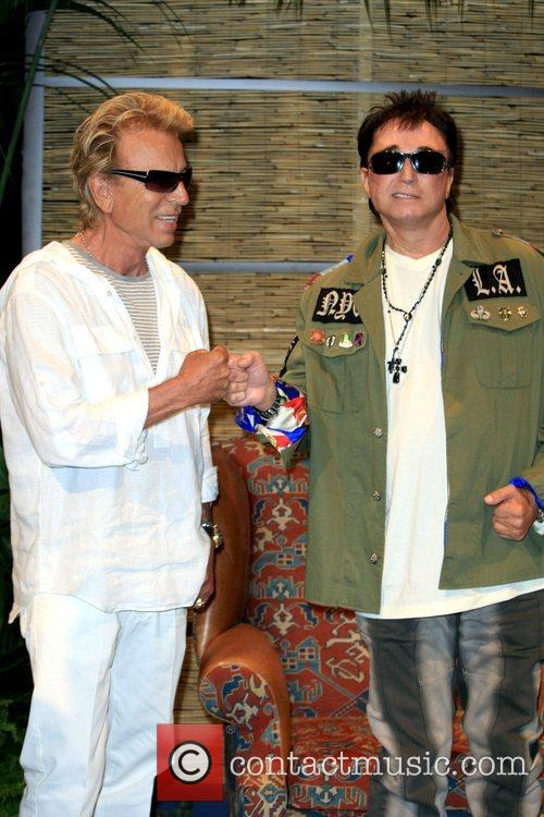 Siegfried Fischbacher and Roy Horn Siegfried and Roy...
