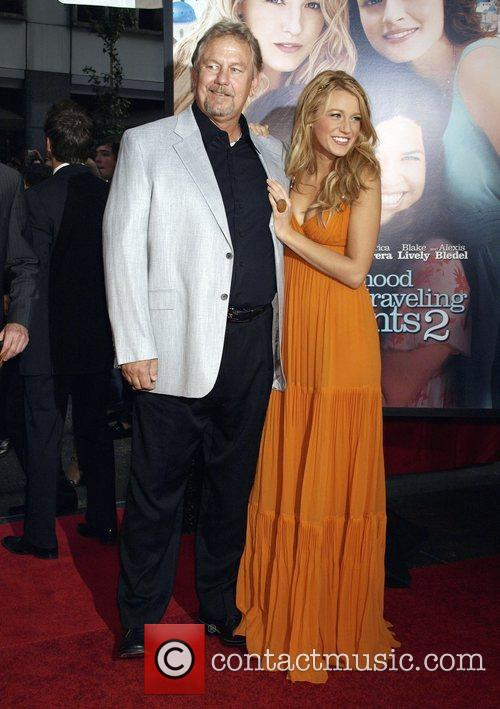 Ernie Lively and Blake Lively
