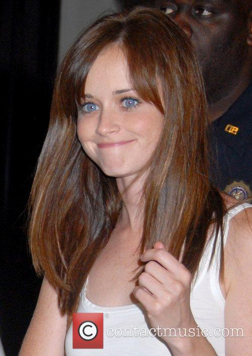 Alexis Bledel and Mtv