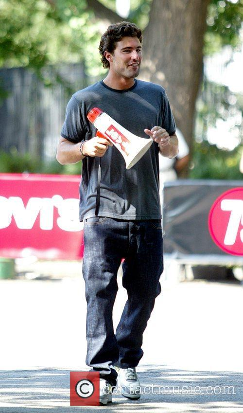 Brody Jenner The Levi's 'Size Does Matter' match-making...