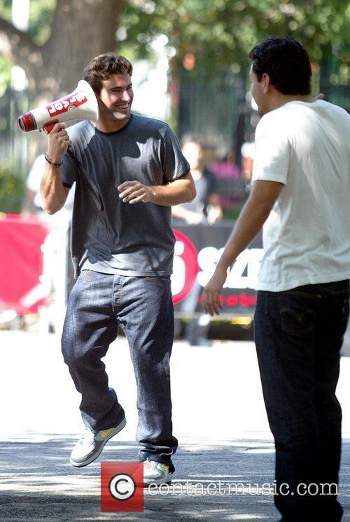 Brody Jenner & Frankie Delgado The Levi's 'Size...