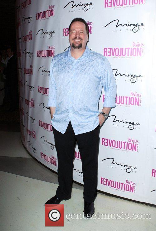 Terry Fator Slash's Birthday Concert at The Revolution...