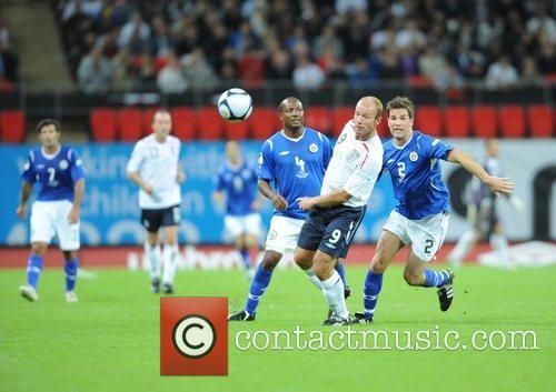 Alan Shearer  Soccer Aid charity football match...