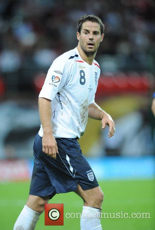 Jamie Redknapp  Soccer Aid charity football match...