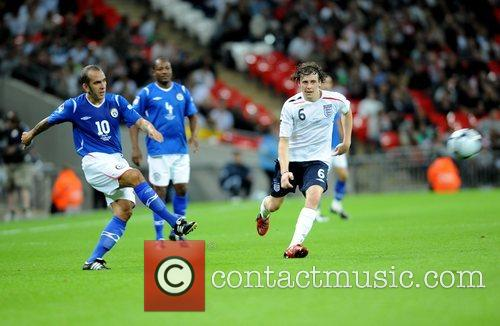 Paolo Di Canio Soccer Aid charity football match...
