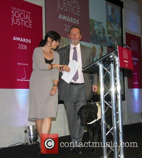 David Blunkett Centre For Social Justice Awards 2008...