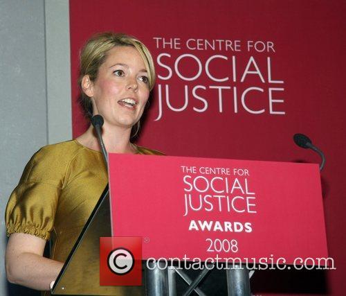 Olivia Colman Centre For Social Justice Awards 2008...