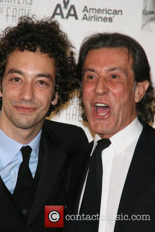 Albert Hammond Jr and Inductee Albert Hammond 3