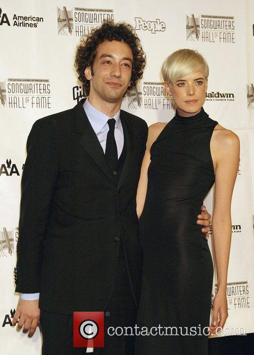 Albert Hammond Jr and Agyness Deyn 5