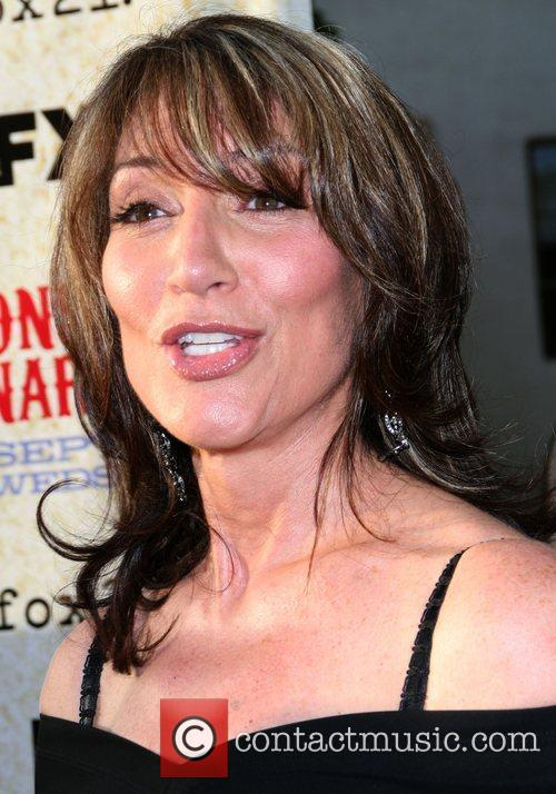 Katey Sagal FX premiere screening of 'Son of...