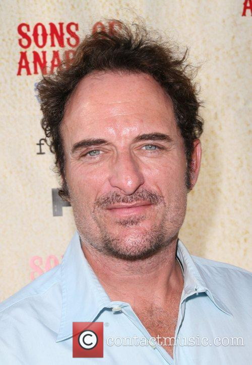 Kim Coates FX premiere screening of 'Son of...