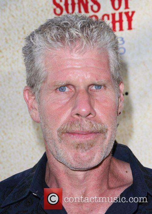 Ron Perlman FX premiere screening of 'Son of...