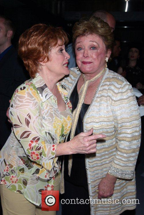 Anita Gillette and Rue McClanahan World Premiere of...