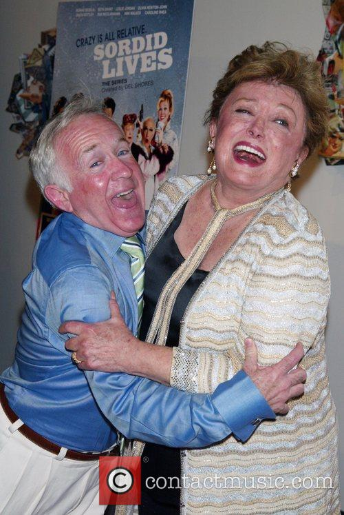 Leslie Jordan and Rue McClanahan World Premiere of...