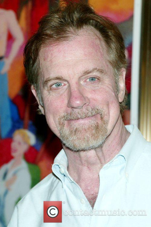 Stephen Collins  after his first performance in...